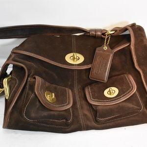 Coach Limited Edition Bleecker Street  Handbag